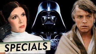 STAR WARS Episode 4-6 komplett in 11 Minuten erzählt