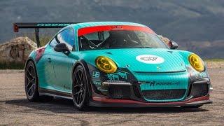 HG Motorsports' Porsche Cup Body Swap 991 GT3 - One Take