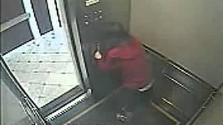 El video del ascensor