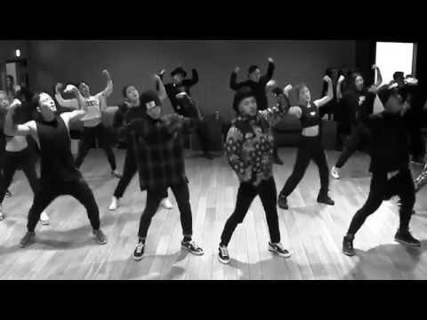 GD X TAEYANG 'Good Boy' mirrored Dance Practice