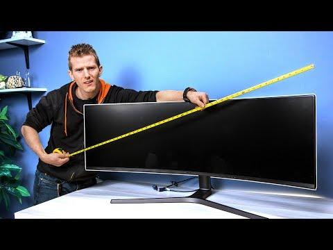 Super Ultra Wide Monitor – Dank or Dumb