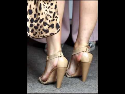 Sharon Stone Feet & Legs Close Up