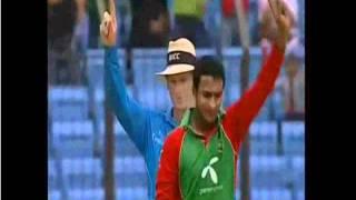 Bangladesh Vs. West Indies 3rd ODI 2011: West Indies Wickets