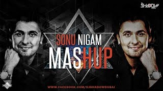 Sonu Nigam Mashup   DJ Shadow Dubai   Full Video