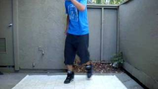 How to Breakdance | Toprock Variation To Add To Your Dance | Shawn Phan
