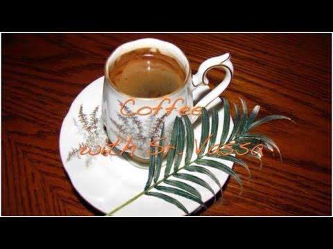 Coffee with Sr. Vassa Ep.26 (Holy Week/Palm Sunday)