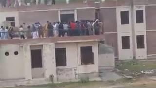 Quaid-e-Azam University Fight latest, 20/5/2017.