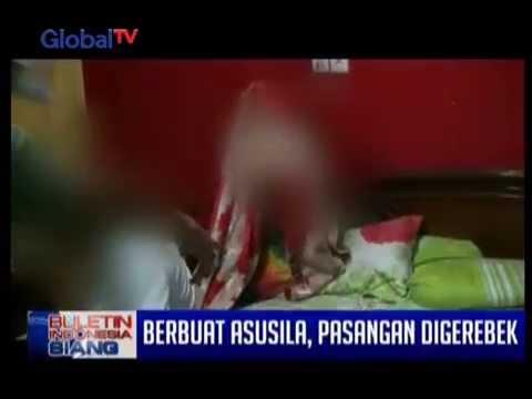 Download Tengah Asyik Berbuat Asusila, Pasangan Bukan Suami Istri Digerebek Satpol PP - BIS 1409 free