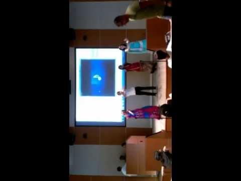 Diwali dance 2012 (practice)