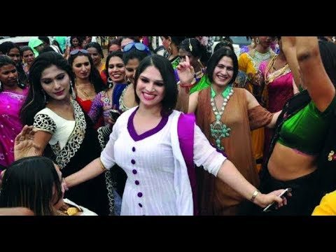 Hot Hijra Mujra  - Kinnar Mujra | Hot Hijra SEXY Boobs Dance | Mujra Masti