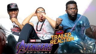 Avengers Endgame Special Look Reaction