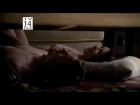 Mark and Addison sex scene crossover episode