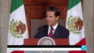 Mexico: Peña Nieto vows never to pay for Trump