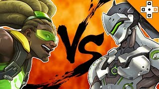 Overwatch Funny & Epic Moments 138 - DUMBEST DUEL EVER! - Highlights Montage