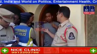 Police raids on illegal immigrants in Hyderabad | Hyderabad West Zone Police