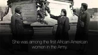 VA News Digital: 107-Year-Old Veteran - Alyce Dixon