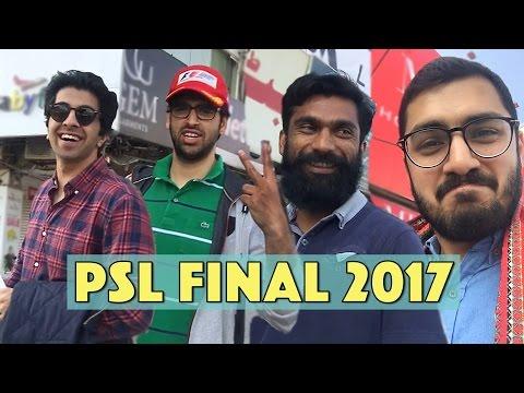 PSL Final 2017 Vlog MangoBaaz
