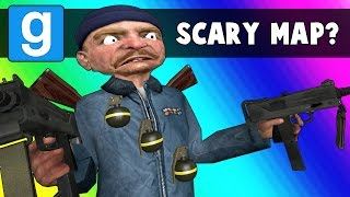 Gmod Scary Map (Not Really) - Lobster Super Soldier! (Garry's Mod Funny Moments)