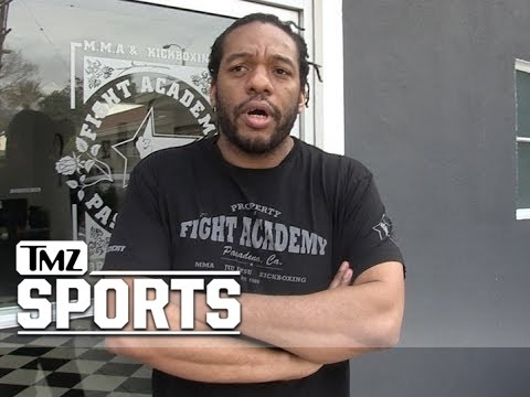 UFC REF HERB DEAN FIRES BACK AT MICHAEL RAPAPORT Don t Tell Me How To Do My Job TMZ Sports