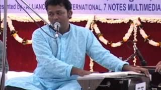 Padmakumar singing