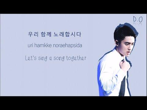 D.O 디오 & Jo Jung Suk 조정석 - Don't Worry [ Hyung OST ] Color-Coded-Lyrics Han l Rom l Eng 가사