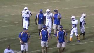 2013-14 MIDDLE SCHOOL FOOTBALL : RAA RAMS vs. COBB (SECOND HALF - Leon County - Tallahassee, FL)
