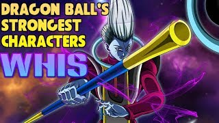Whis - The Strongest in Dragon Ball