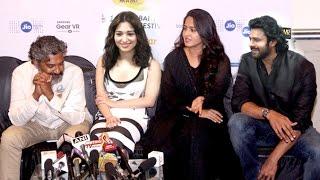 UNCUT Baahubali 2 Movie   FIRST LOOK Launch - Prabhas,Tamannah,Anushka,SS Rajamouli