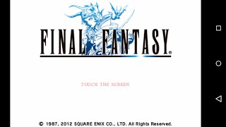 Final Fantasy (1987) - FREE Download for Android