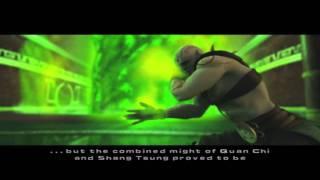 Mortal Kombat Deception - Intro HD