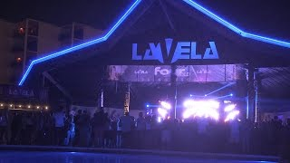 Watch the party at Club La Vela in Panama City during Spring Break 2016