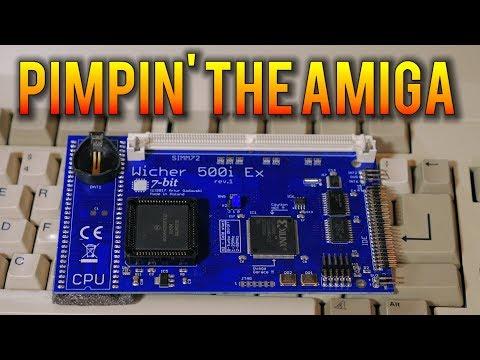 Xxx Mp4 Pimpin The Amiga 500 In 2018 Here Comes A New Challenger Wicher 500i Ex Accelerator MVG 3gp Sex