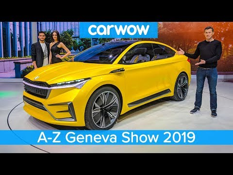 Best new cars coming 2020 2021 my A Z guide of the Geneva Motor Show carwow