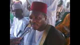 Sheikh Aliu Cisse  in Osun State.3gp