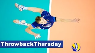Ivan Zaytsev incredible 4 aces - FIVB Volleyball World League 2014