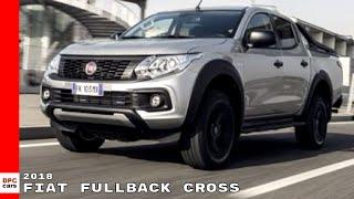 2018 Fiat Fullback Cross