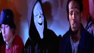 Partes chistosas de Scary Movie 1