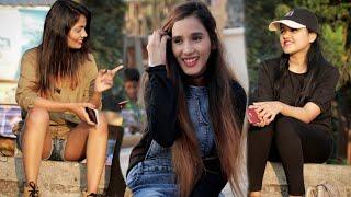 Cute Girl Asking | Bhai Ke Liye Biwi Dhund Rahi Hu | prank on cute girl | prank in India | {BRbhai}