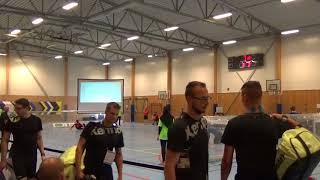 2018 Goalball World Championships Belgium v Sweden 2nd Half