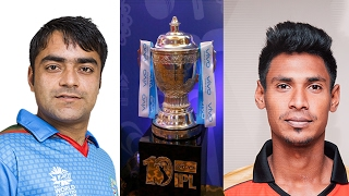 Mustafiz এর সতীর্থ Rashid Khan এর IPL চমক IPL Auction 2017