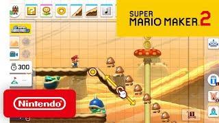 Super Mario Maker 2 - Accolades Trailer - Nintendo Switch