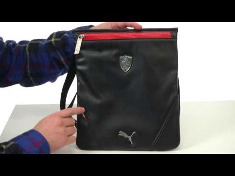 PUMA Ferrari LS Magazine Bag SKU:#8215231