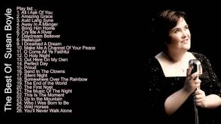 Susan Boyle || THE BEST SONGS OF SUSAN BOYLE