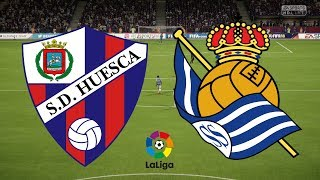 La Liga 2018/19 - SD Huesca Vs Real Sociedad - 21/09/18 - FIFA 18