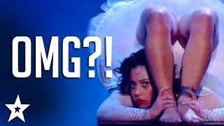 CRAZY Contortionists on Got Talent! | Including Sofie Dossi, Bonetics & More!