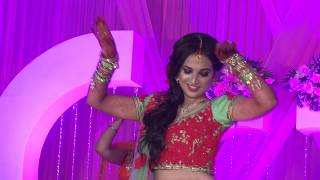 Sangeet Dance Performance