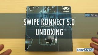 Swipe Konnect 5.0 Unboxing
