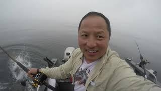 Halibut Fishing New Port