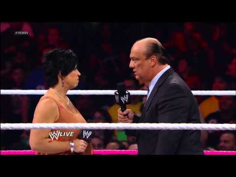 AJ Lee resigns as Raw General Manager; Vickie Guerrero Becomes GM Managing Supervisor
