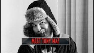 Meet Tony Maz {Persian FOB}